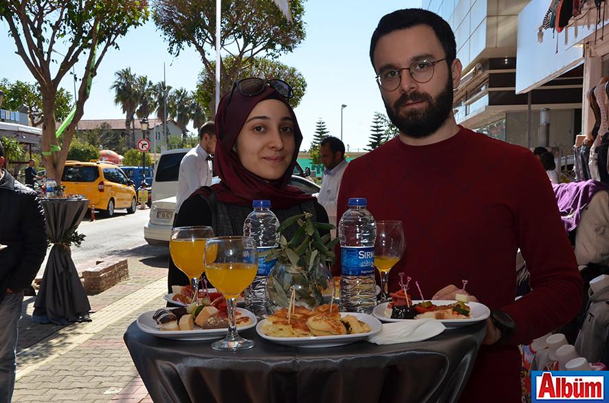 Beyza Gökgül, Ahmet Reha Gökgül