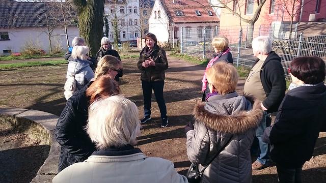 1. Kennenlern-Tour Kröllwitz