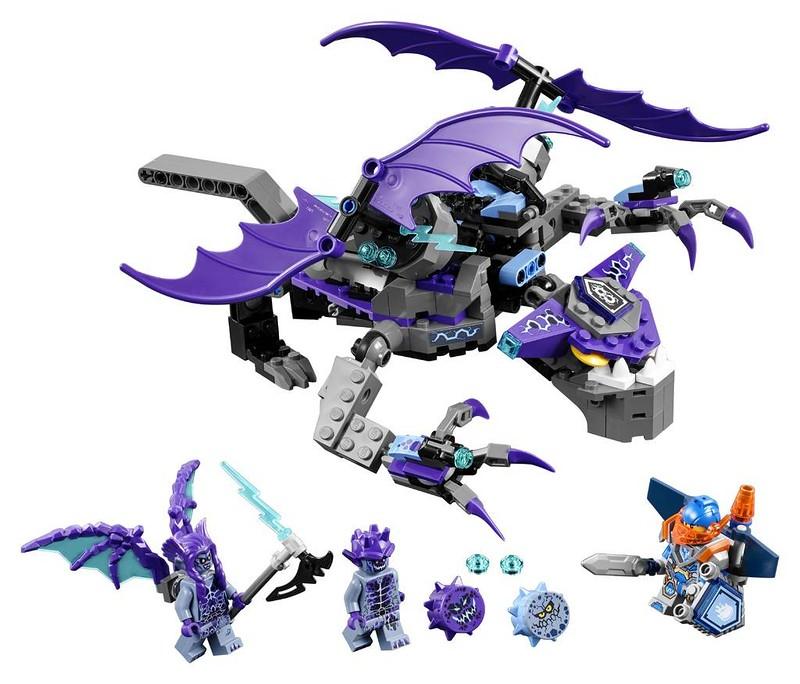 LEGO Nexo Knights The Heligoyle (70353)