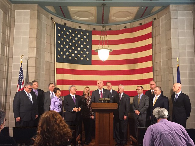 Gov. Ricketts Signs First Occupational Licensing Reforms