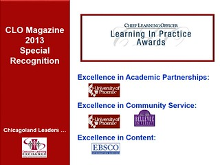 CLO LearningInPractice Awards | by learningexecutive