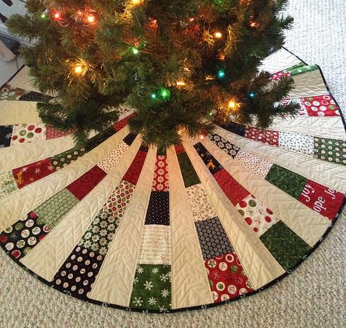 Christmas Tree Skirt 1 Countdown To Christmas