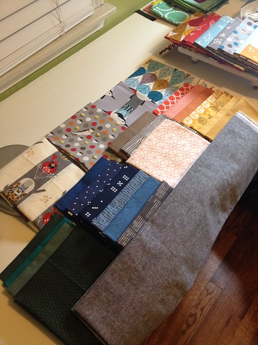 Charley Harper Rapid City Quilt in Progress | by jrcraft