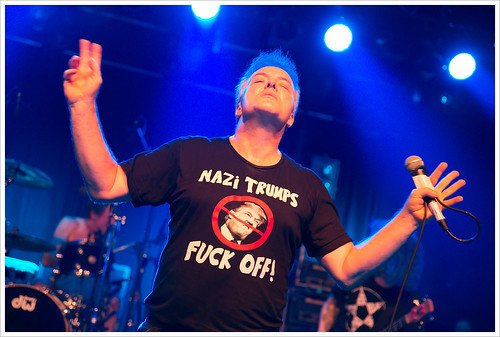 Jello Biafra @ SO36