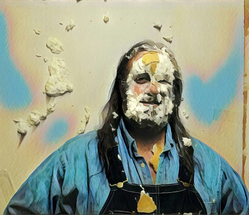 And the final bit of #piday content for this year! Aftermath, Prismafied. Huzzah! #pieintheface