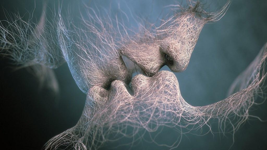 3d Wallpaper Hd Love Kiss Fleury Ceraso Flickr
