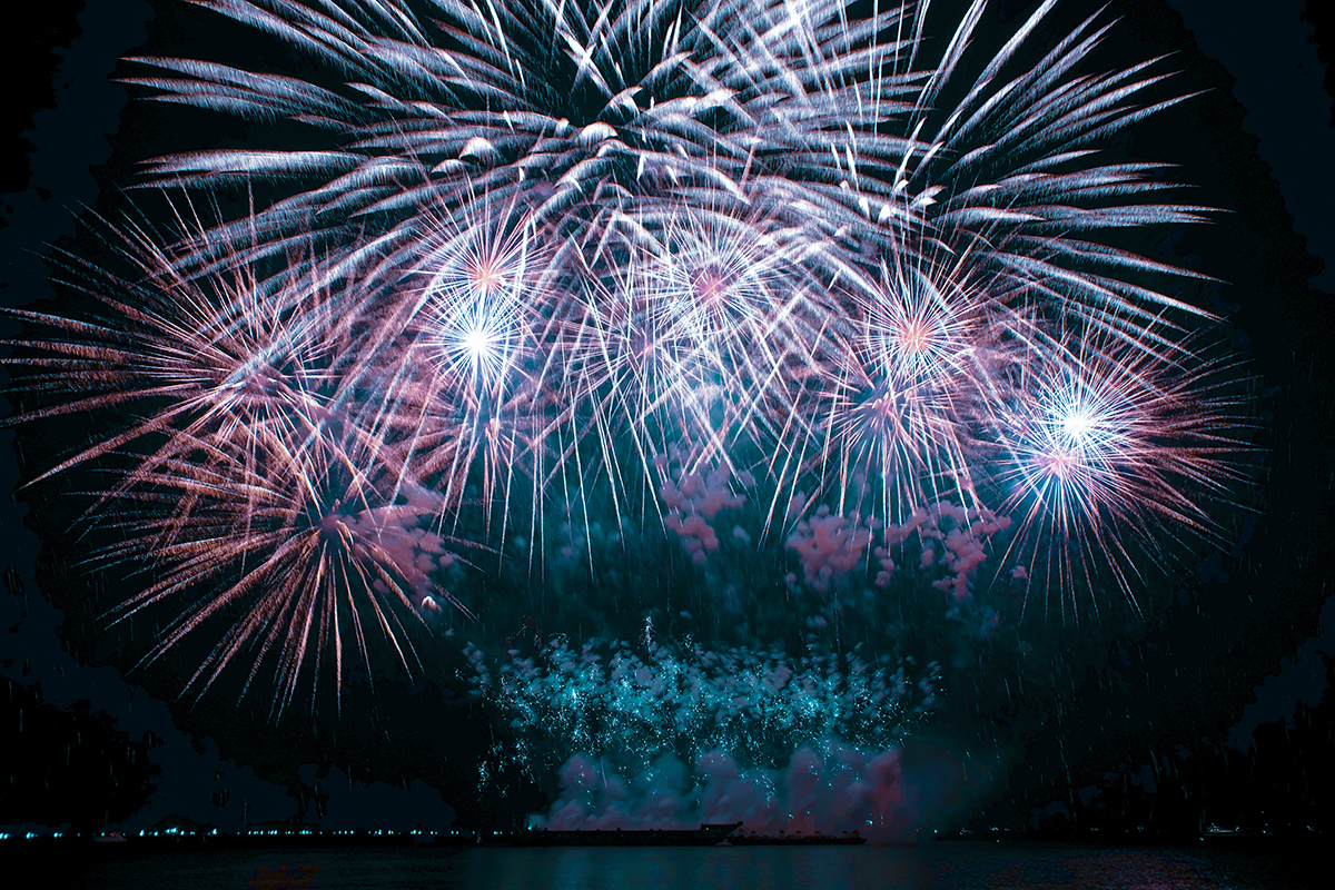 France - 8th Philippine International Pyromusical Competition