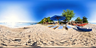 Advertising & marketing photography for tourism - 360 degrees virtual tour of vacation resort