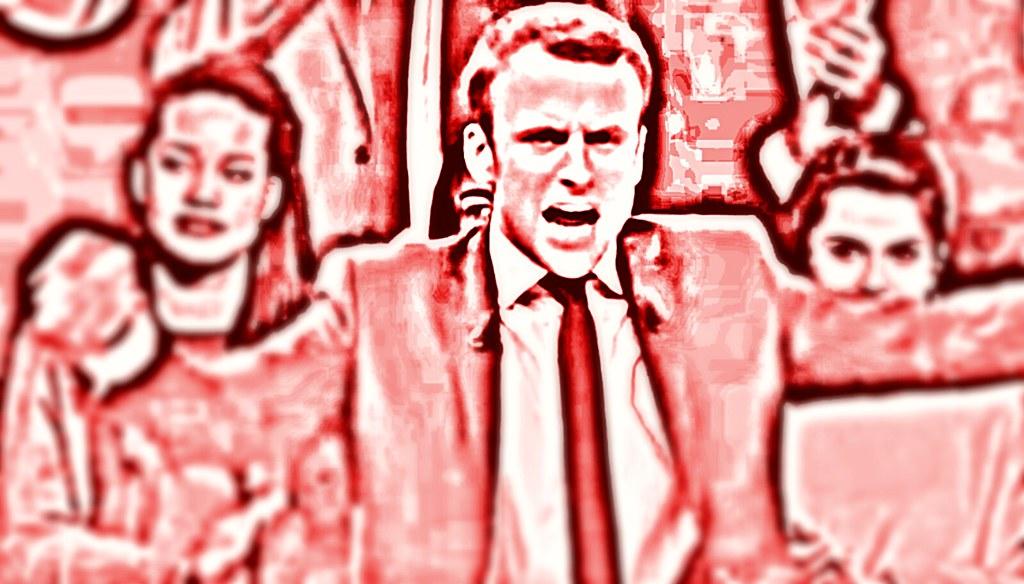 Macron establece la igualdad y la lucha contra el abuso sexual, como la «gran causa» de su mandato