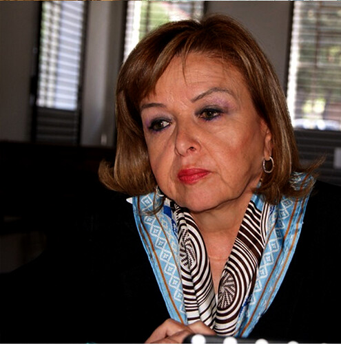 Senadora Thania Vega