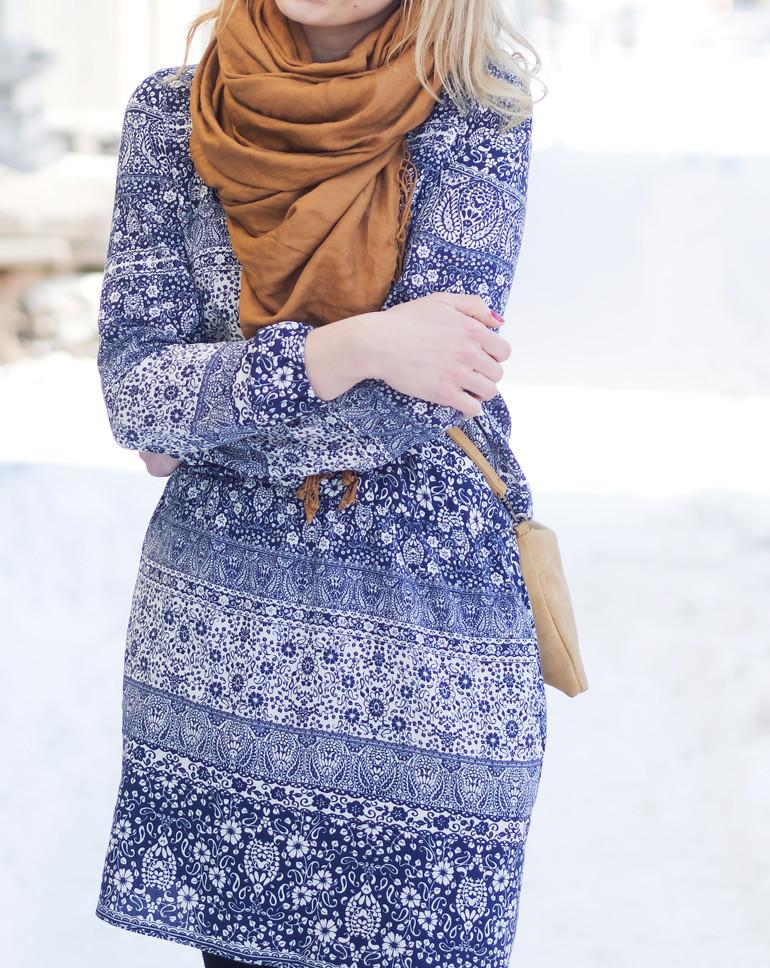 bohemian-outfit-esprit-dress