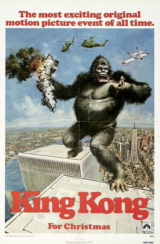 King Kong - 1976 - Poster 1