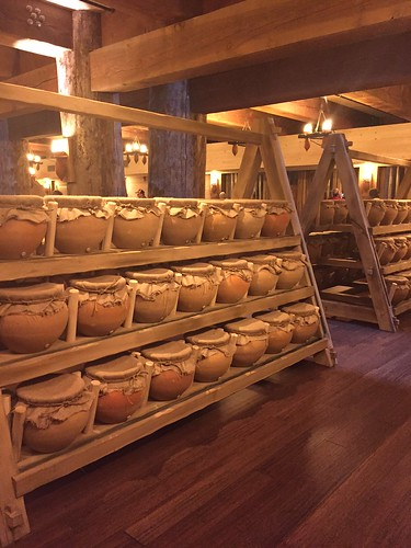 Food storage, Ark Encounter