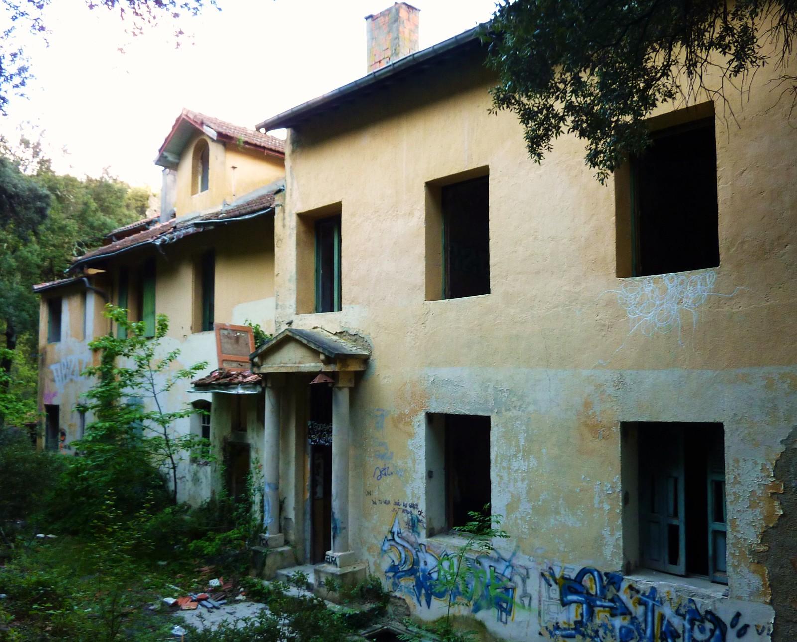 Fabuleux ancien hotel alexandra Vernet les bains | Flickr FR18