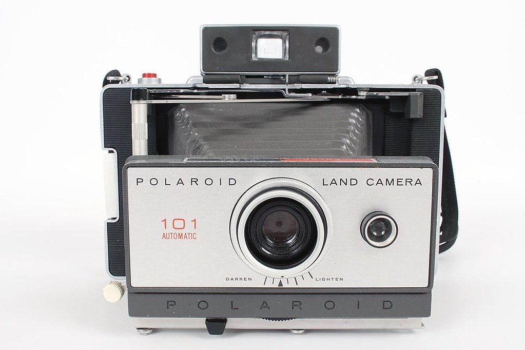 Polaroid 101 Automatic Land Camera | Featured on the KEH Cam