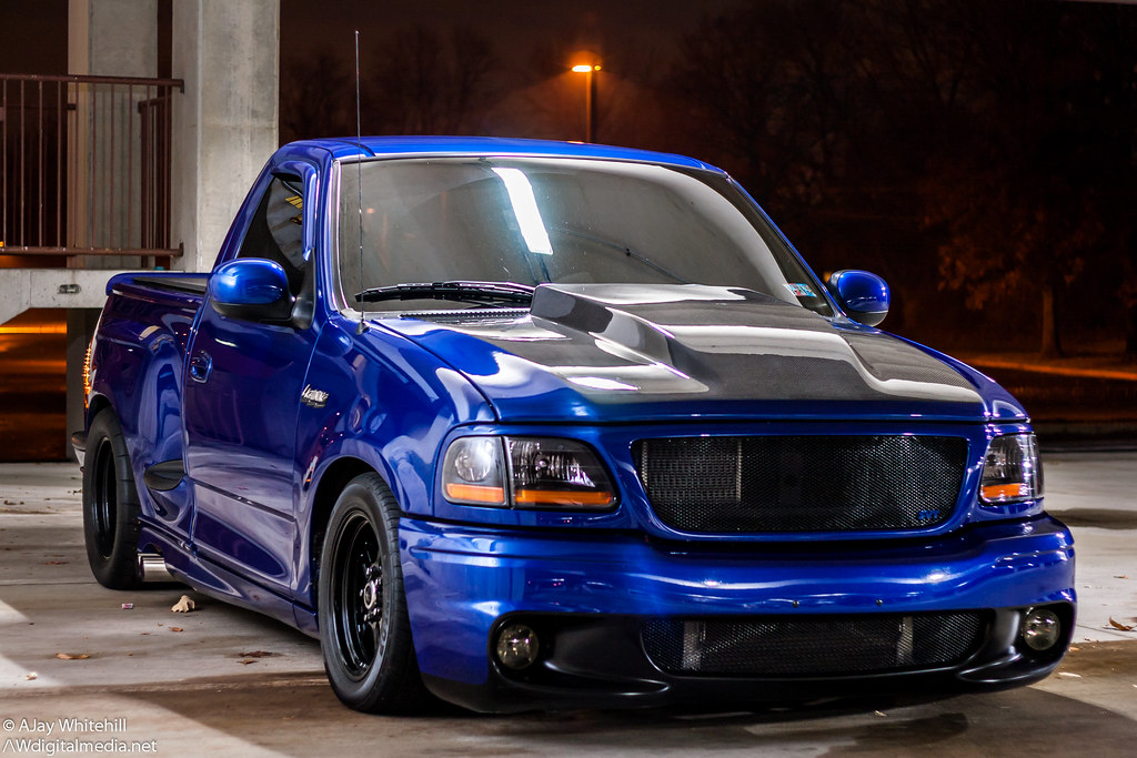 Mikes Ford Lightning