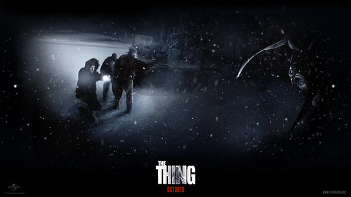 The Thing - 2011 - screenshot 8