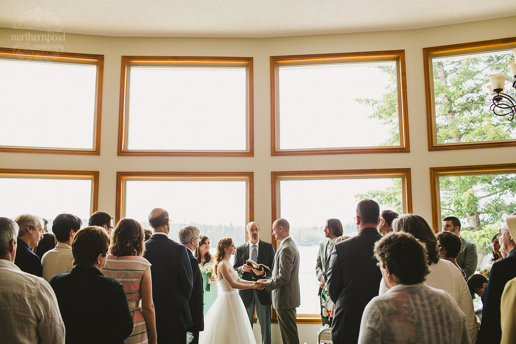 Sunnyslope B&B Wedding Ceremony