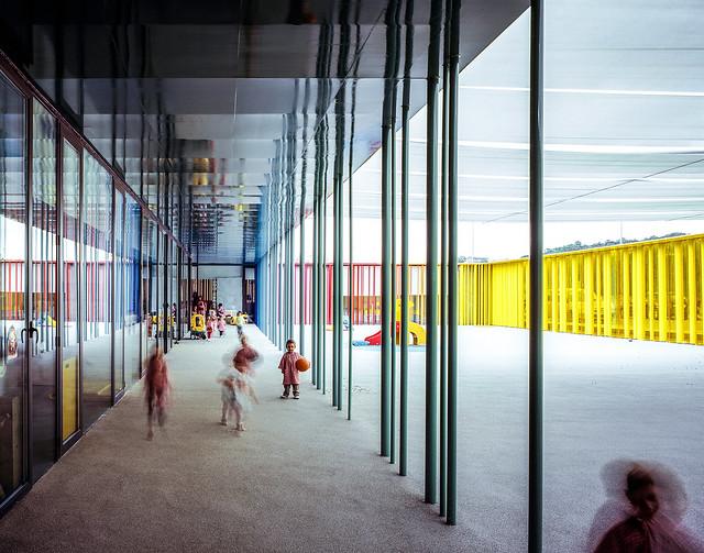 El Petit Comte Kindergarten 幼稚園 01(Photo by Hisao Suzuki)