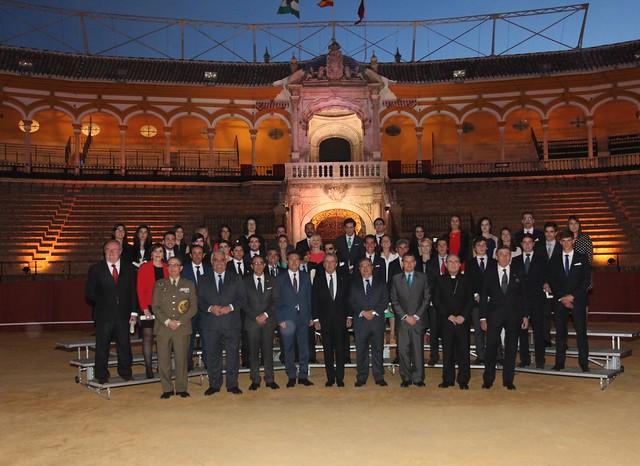 Premios Maestranza Mejores Expedientes Académicos 2015-2016