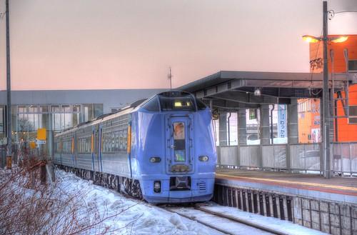 Wakkanai Station on MAR 11, 2017 (9)