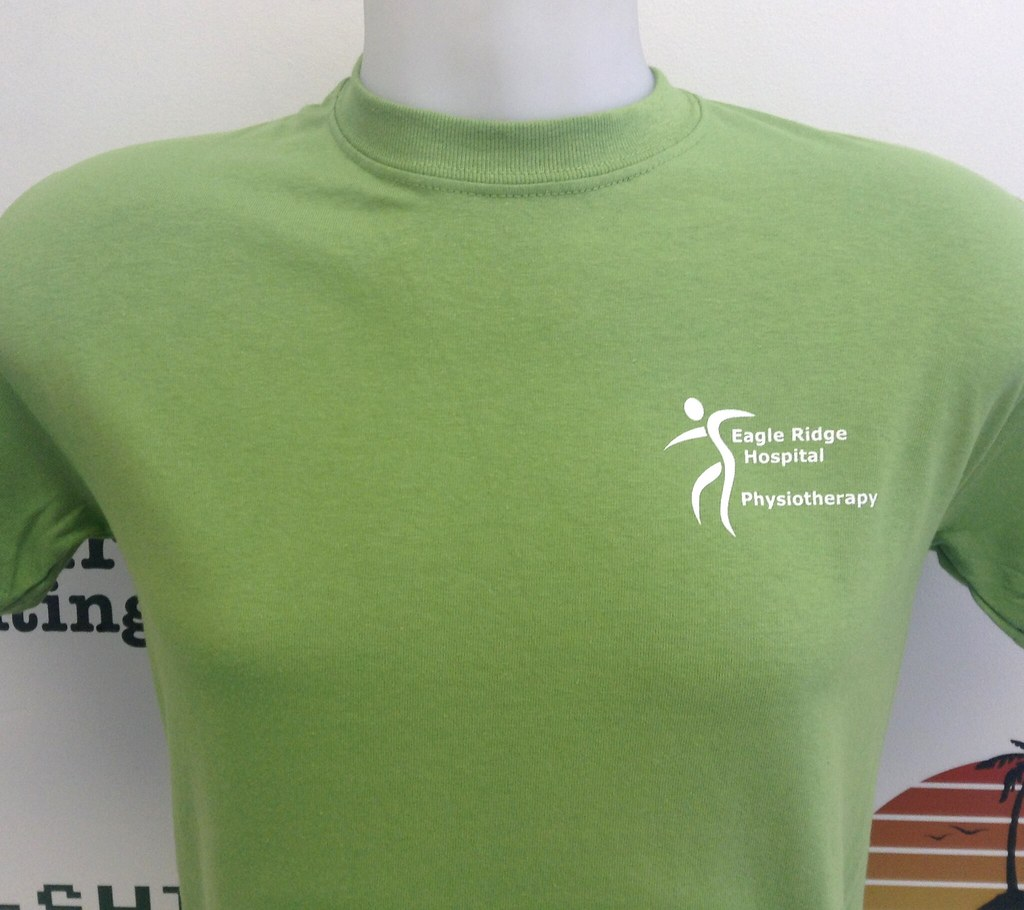 Vancouver T Shirt Printing Eagle Ridge Hospital Physiother Flickr