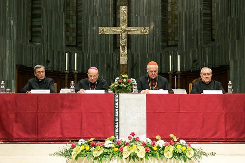 22 Marzo 2017 - CATTEDRA DI SAN GIUSTO - QUARESIMA 2017