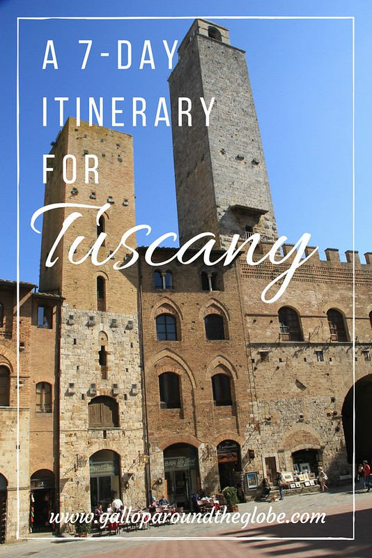 A 7-day itinerary for Tuscany-2
