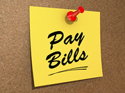 Pay Bills | by One Way Stock