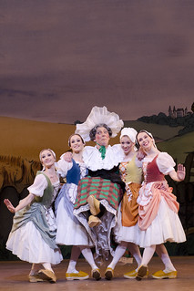 William Tuckett and artists of The Royal Ballet in La Fille mal gardée © ROH/Tristram Kenton, 2012 | by Royal Opera House Covent Garden