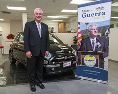 Guerra for Senate Photos