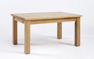 Lansdown Oak Square Coffee Table | by Bonsoni.com
