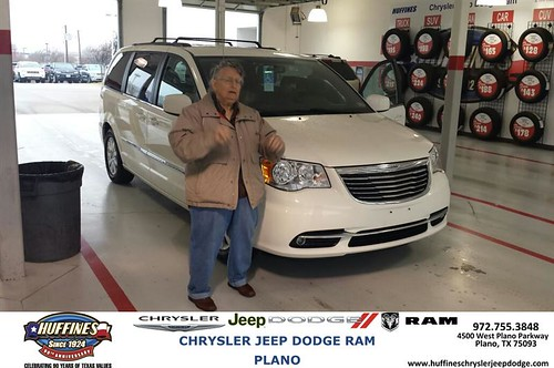 Thank You To Frances Hill On Your New 2013 Chrysler Town