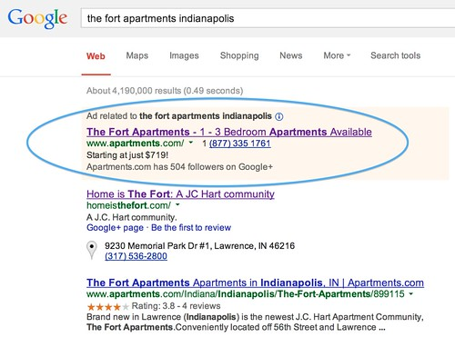 how to get free advertising on google