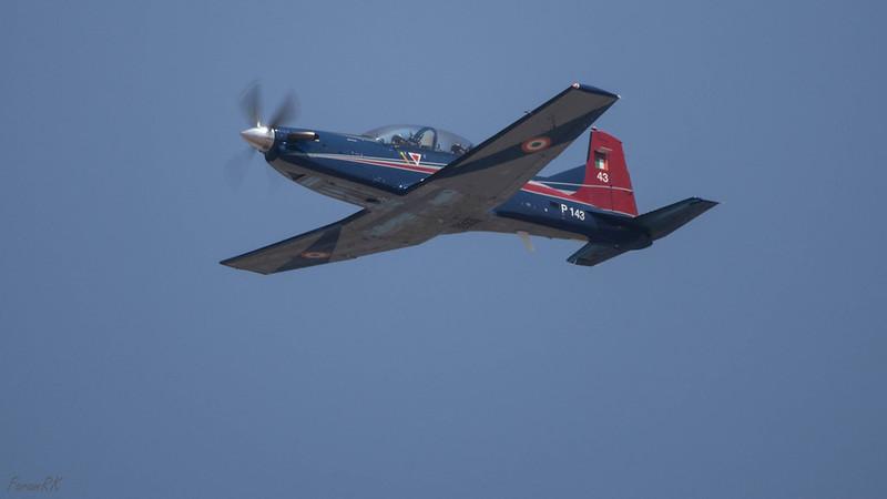 IAF Pilatus PC-7 mk2 (P-143)