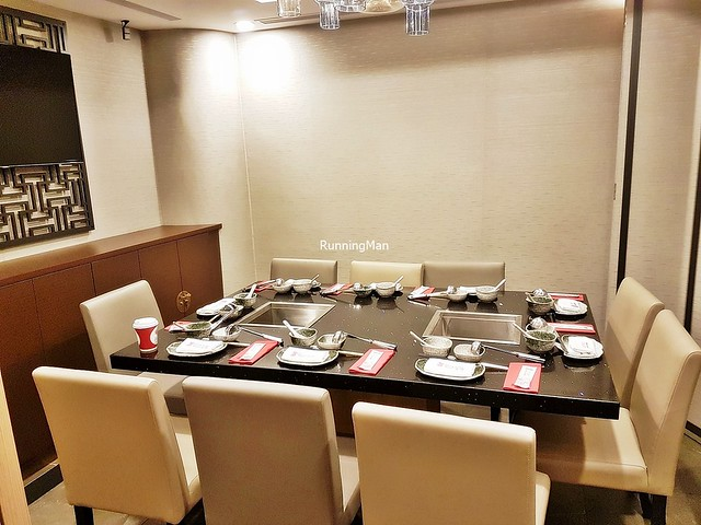 Hua Ting Steamboat Private Room
