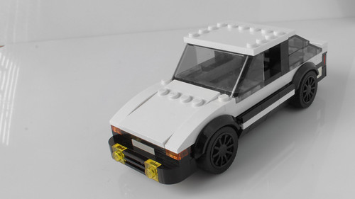 My Lego hachiroku (with instructions)