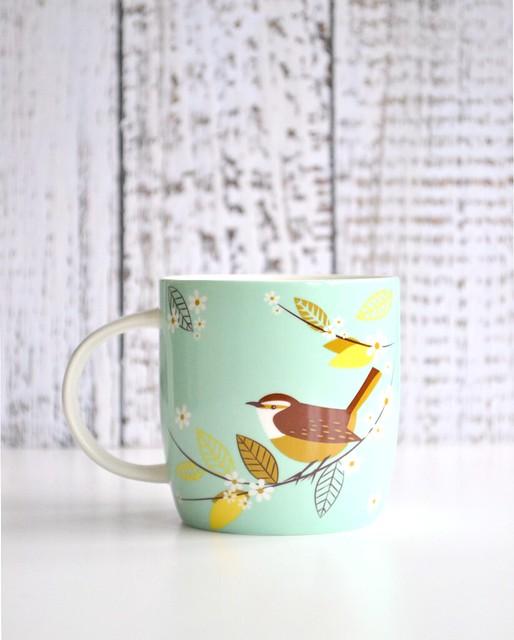 RSPB mug