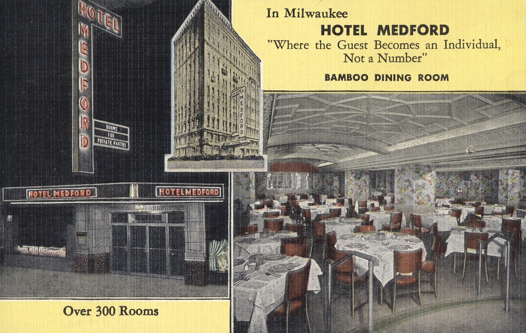 Hotel Medford - Milwaukee, Wisconsin