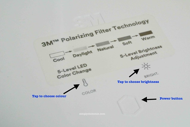3M LED P1610 Polarizing Light review