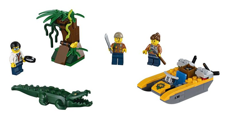 LEGO City Jungle Starter Set (60157)