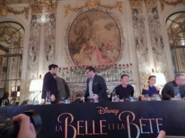 Conférences La Belle et la Bête