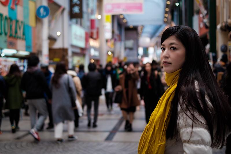 Osaka street (AIRA)