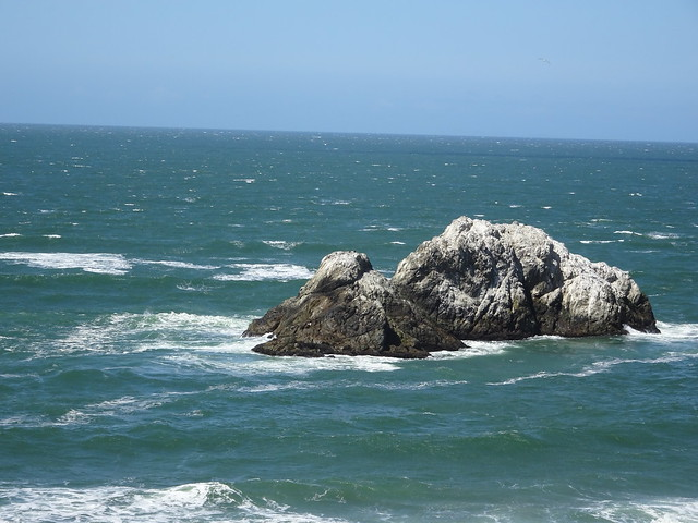 Rocks Near the Coast