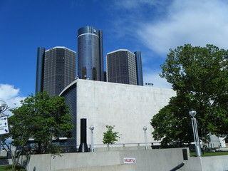 Ford Auditorium and Renaissance Center | by Preetha & James