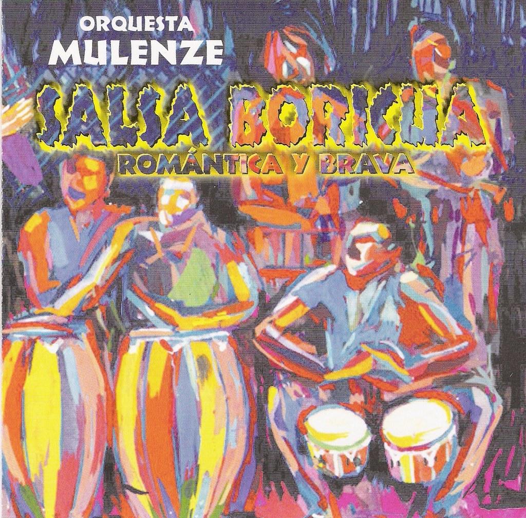discografia de la orquesta mulenze