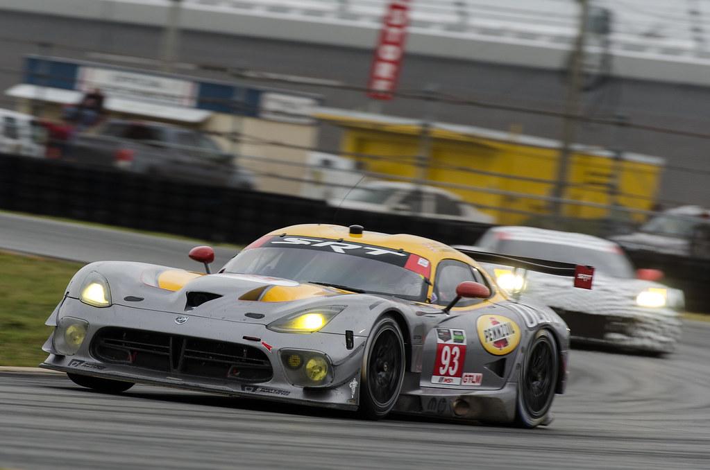 Superb ... Daytona 2014   TUDOR United SportsCar Championship   SRT Motorsports  SRT Viper GTS R U0026 Pictures Gallery