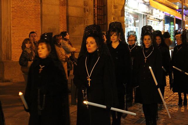 Avila, Semana Santa procession