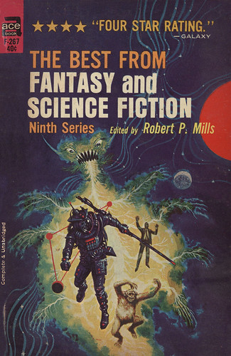 Robert P. Mills - The Best from Fantasy and Science Fiction 09