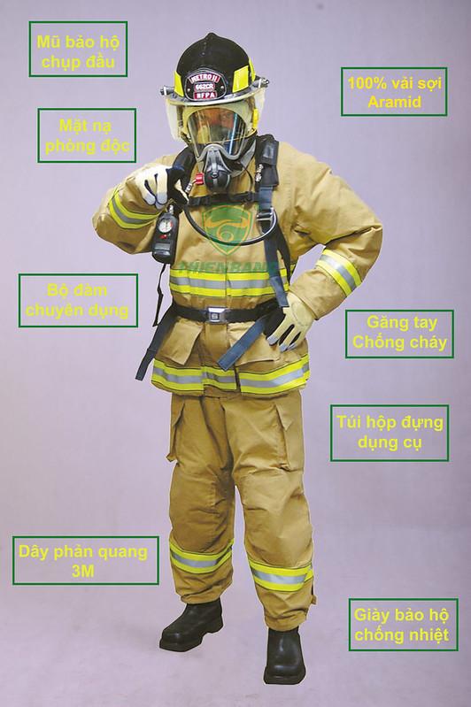 quần áo chống cháy thông tư 48